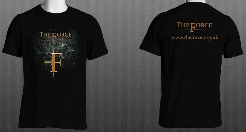 The Force new T Shirt